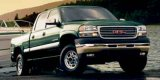 2002 GMC Sierra 2500HD SLE