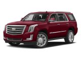 2018 Cadillac Escalade Platinum Edition