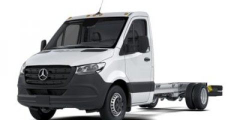 2021 Mercedes-Benz Sprinter-Cab-Chassis