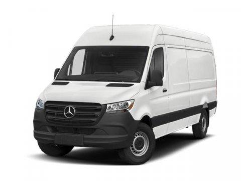 2021 Mercedes-Benz Sprinter-Cargo-Van