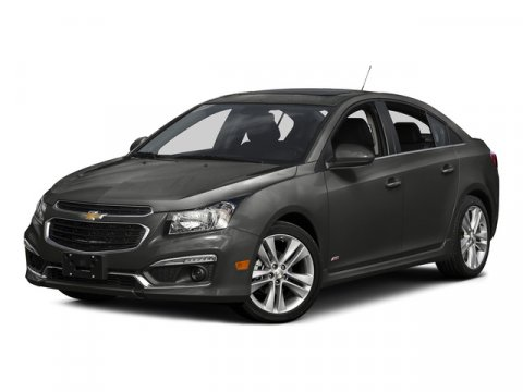2016 Chevrolet Cruze-Limited