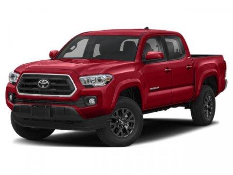 2021 Toyota Tacoma-2WD