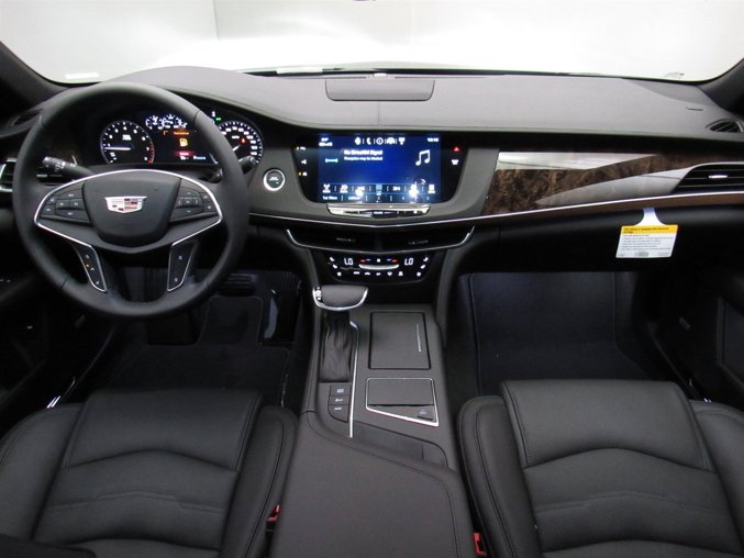 2017 Cadillac CT6 Sedan Luxury AWD