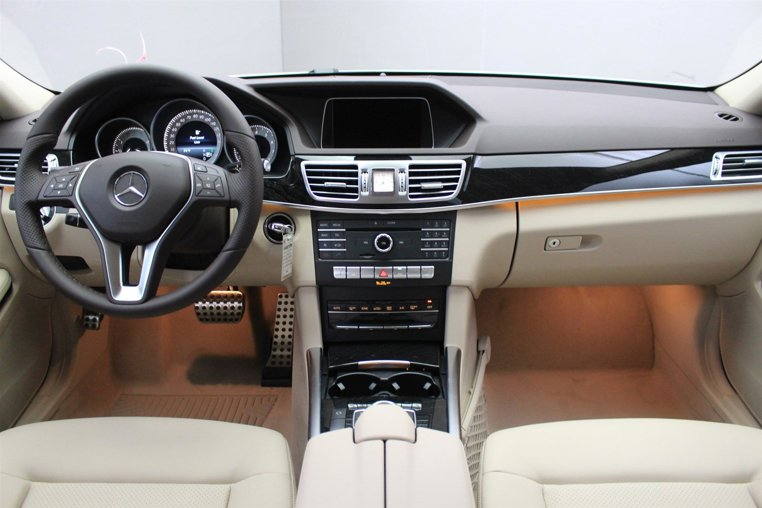 2016 Mercedes-Benz E-Class E 350 Sport