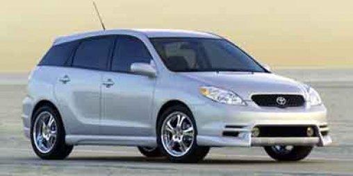 2003 Toyota Matrix Standard