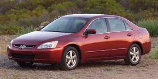 2003 Honda Accord EX-L