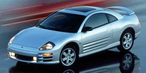 2000 Mitsubishi Eclipse GT
