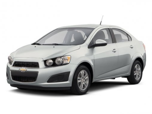 2012 Chevrolet Sonic 2LT