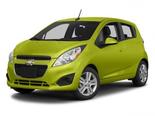 2014 Chevrolet Spark 1LT