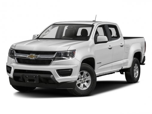 2017 Chevrolet Colorado 2WD WT