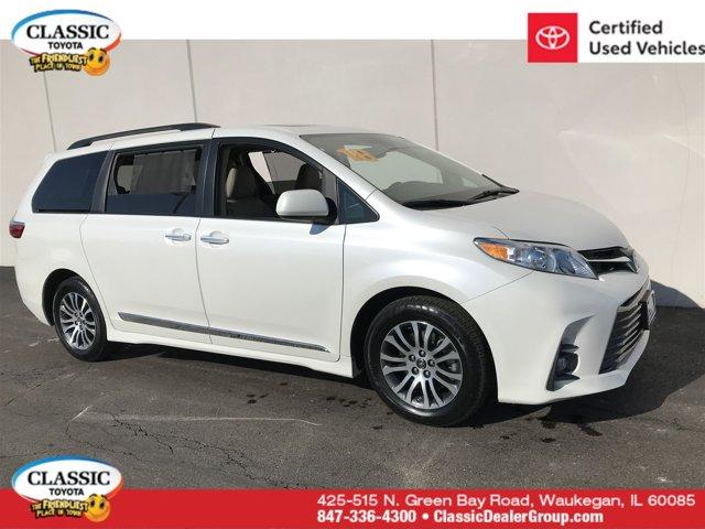 2018 Toyota Sienna XLE 8-Passenger FWD