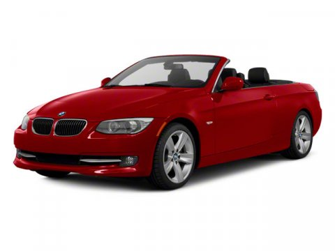 2012 BMW 3 Series 328i Convertible RWD