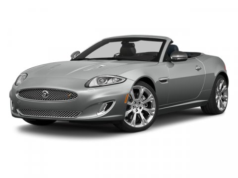 2014 Jaguar XK-Series XKR Convertible RWD