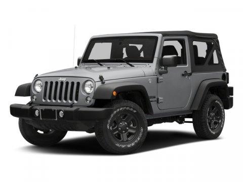 2018 Jeep Wrangler JK Freedom Edition 4WD