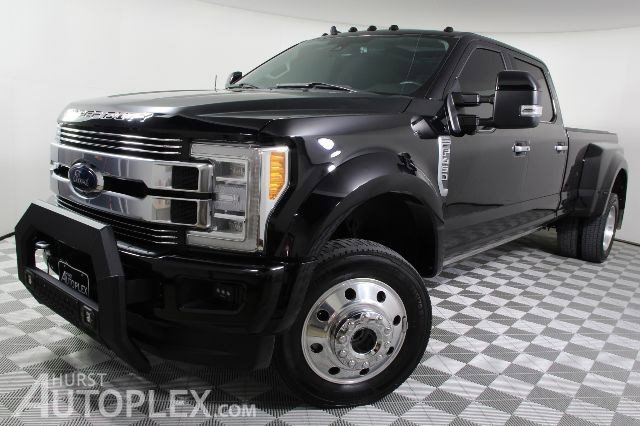 2019 Ford Super Duty F-450 DRW Limited