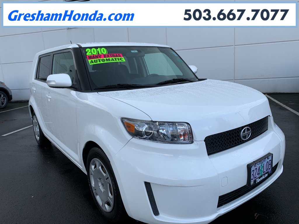 2010 Scion xB Base