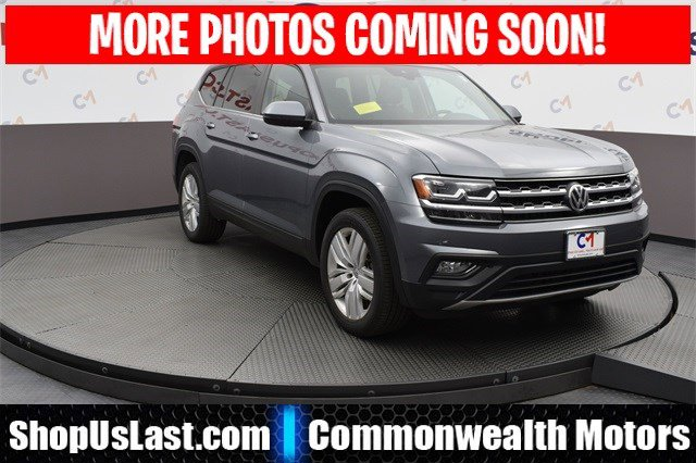 2019 Volkswagen Atlas 3.6L V6 SE with Technology