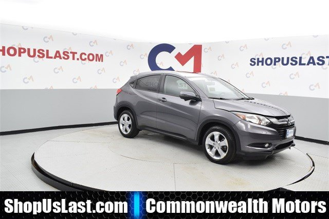 2016 Honda HR-V EX-L with Navi