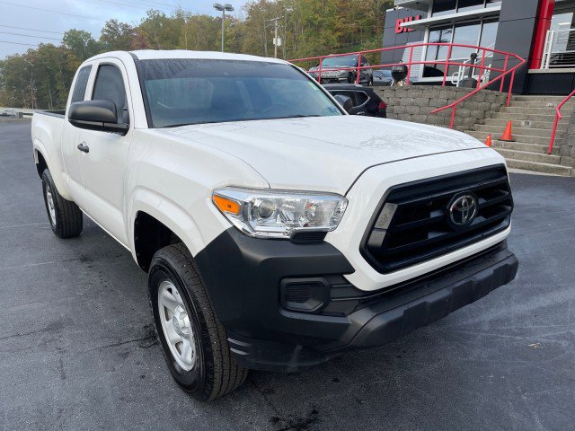 2021 Toyota Tacoma 4WD SR5