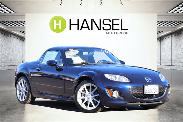 2011 MAZDA MX-5 Miata Grand Touring