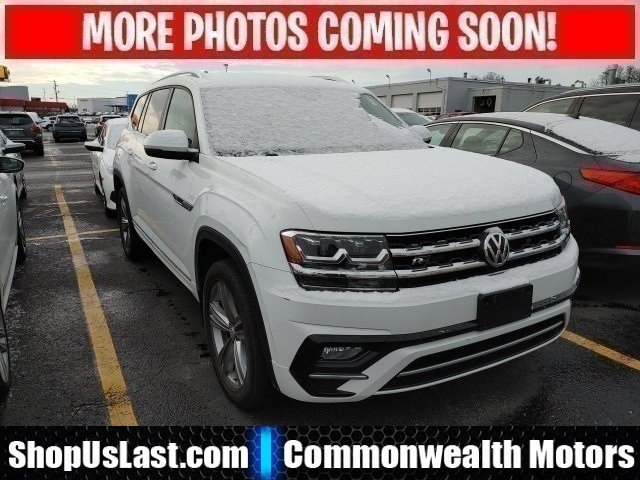 2018 Volkswagen Atlas 3.6L V6 SE with Technology