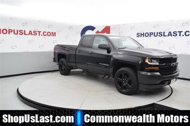 2017 Chevrolet Silverado 1500 Work Truck