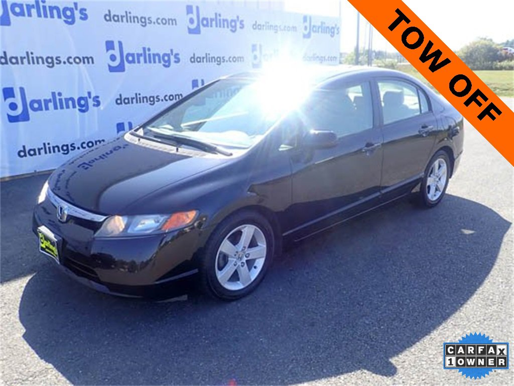 2006 Honda Civic Sdn EX with NAVI