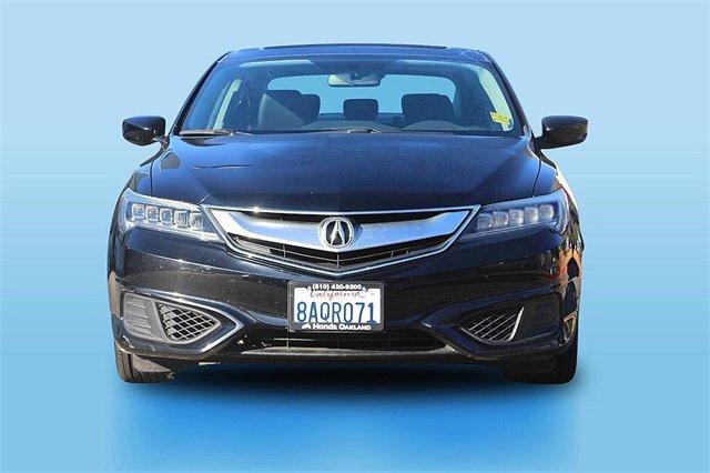 2017 Acura ILX Lease Return