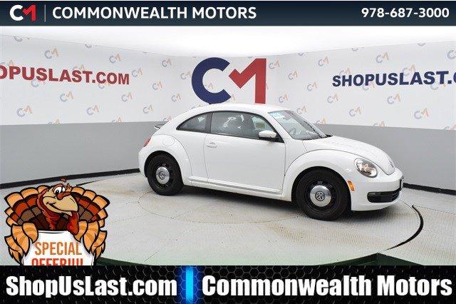 2016 Volkswagen Beetle Coupe 1.8T SE