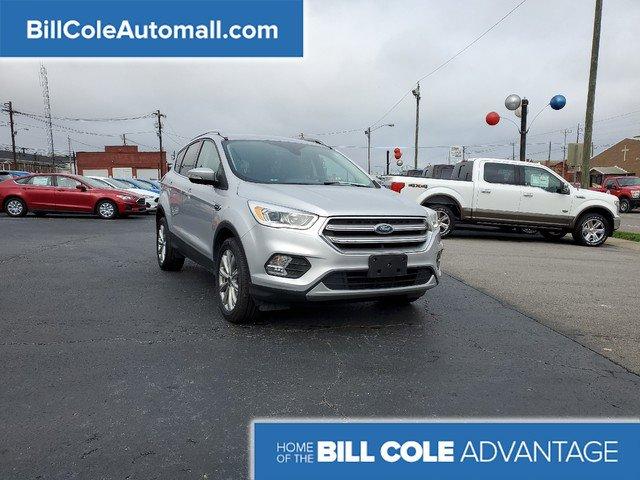 2017 Ford ESCAPE Titanium AWD