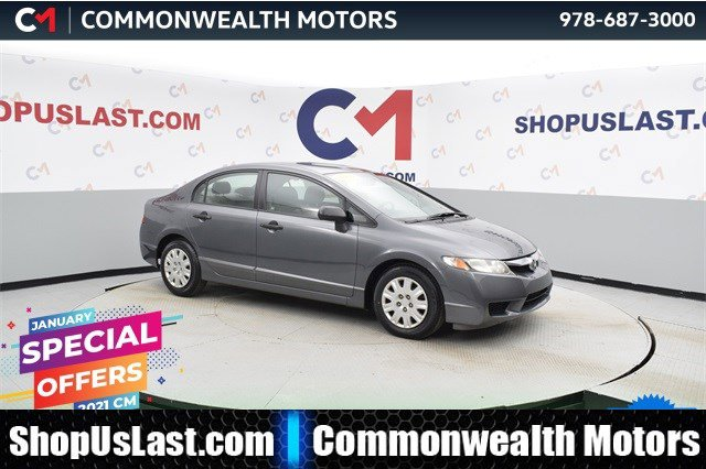 2009 Honda Civic Sdn DX-VP