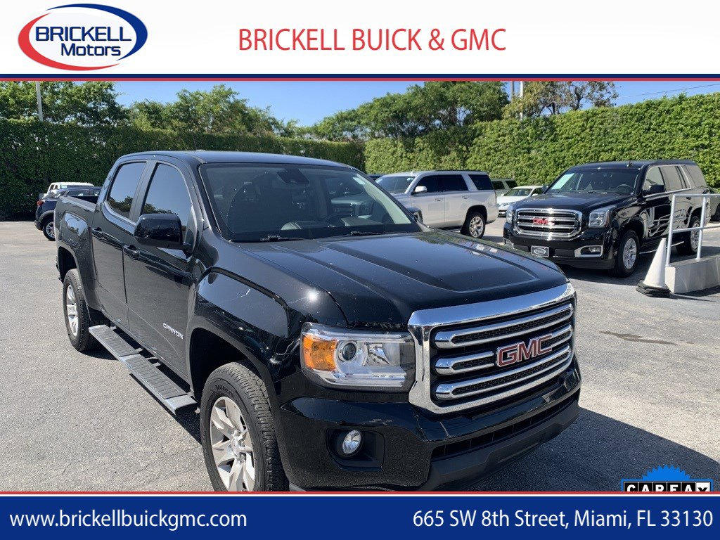 2017 GMC Canyon 2WD SLE