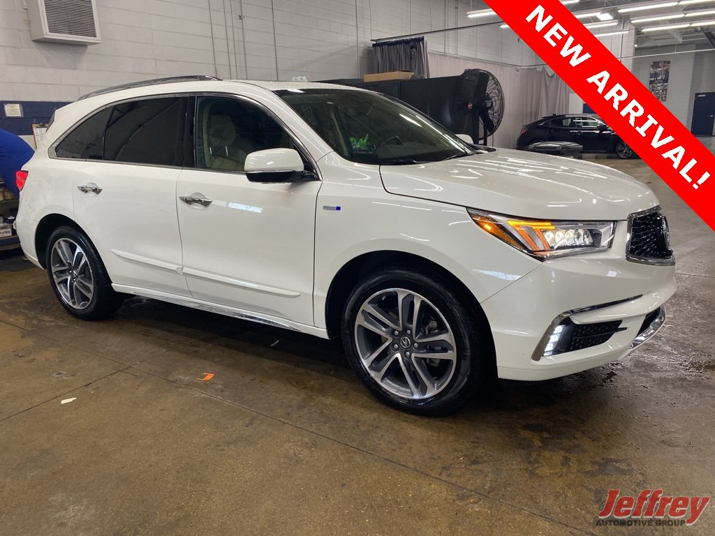 2019 Acura MDX Sport Hybrid w/Advance Pkg