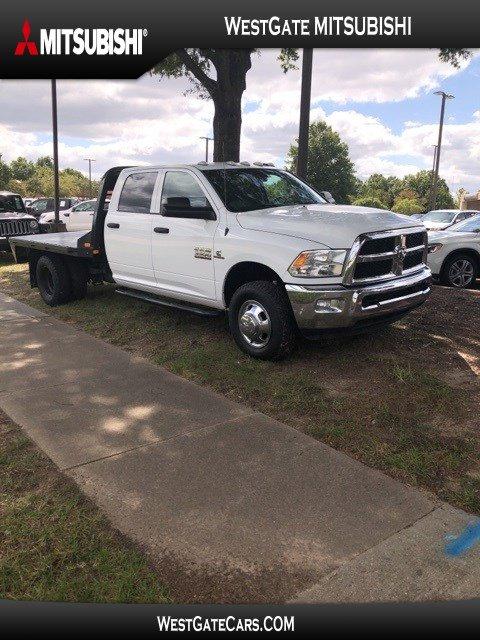 2018 RAM 3500 Chassis Cab Tradesman