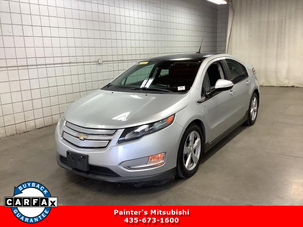 2012 Chevrolet Volt Standard w/NAV and Low Emissions Pkg.