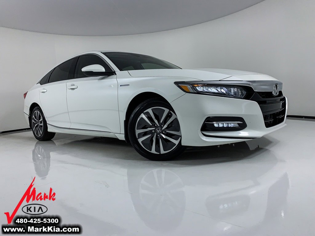 2018 Honda Accord Hybrid EX-L