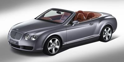 2009 Bentley Continental GT Standard