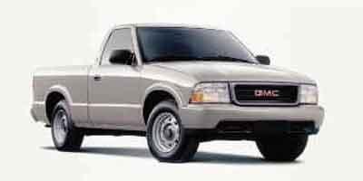 2001 GMC Sonoma SL