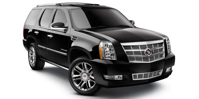 2012 Cadillac Escalade Platinum Edition