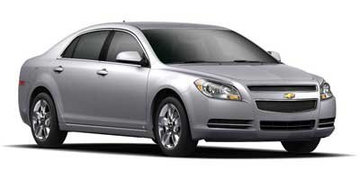 2011 Chevrolet Malibu LT with 1LT