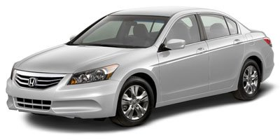 2012 Honda Accord Sdn SE