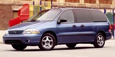 2002 Ford Windstar Wagon SEL w/300A