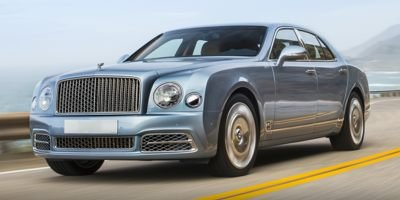2017 Bentley Mulsanne Standard