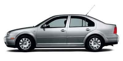 2004 Volkswagen Jetta Sedan GL