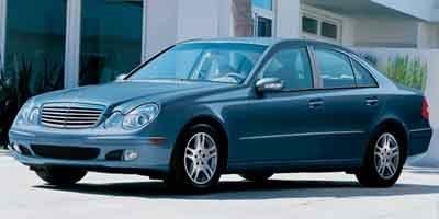 2003 Mercedes-Benz E-Class 3.2L