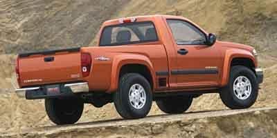 2004 GMC Canyon SLE