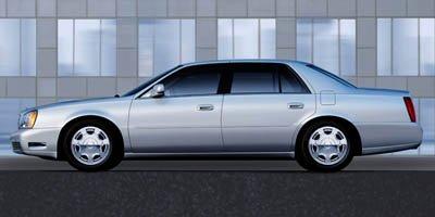 2005 Cadillac DeVille w/Livery Pkg