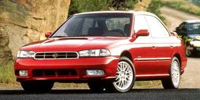 1998 Subaru Legacy Sedan GT Limited