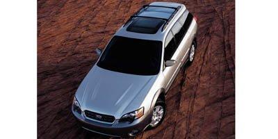 2006 Subaru Legacy Wagon Outback 2.5i