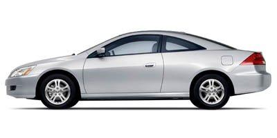 2007 Honda Accord Cpe EX-L